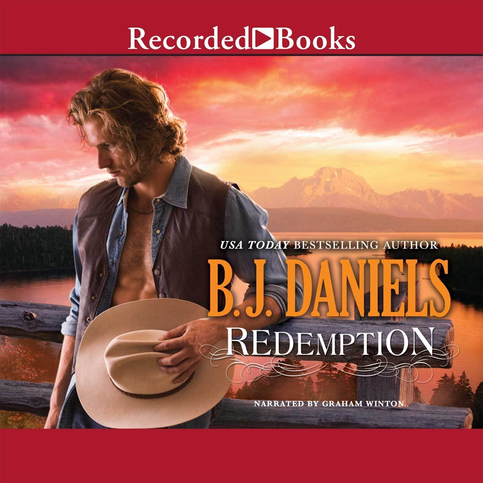 Printable Redemption Audiobook Cover Art