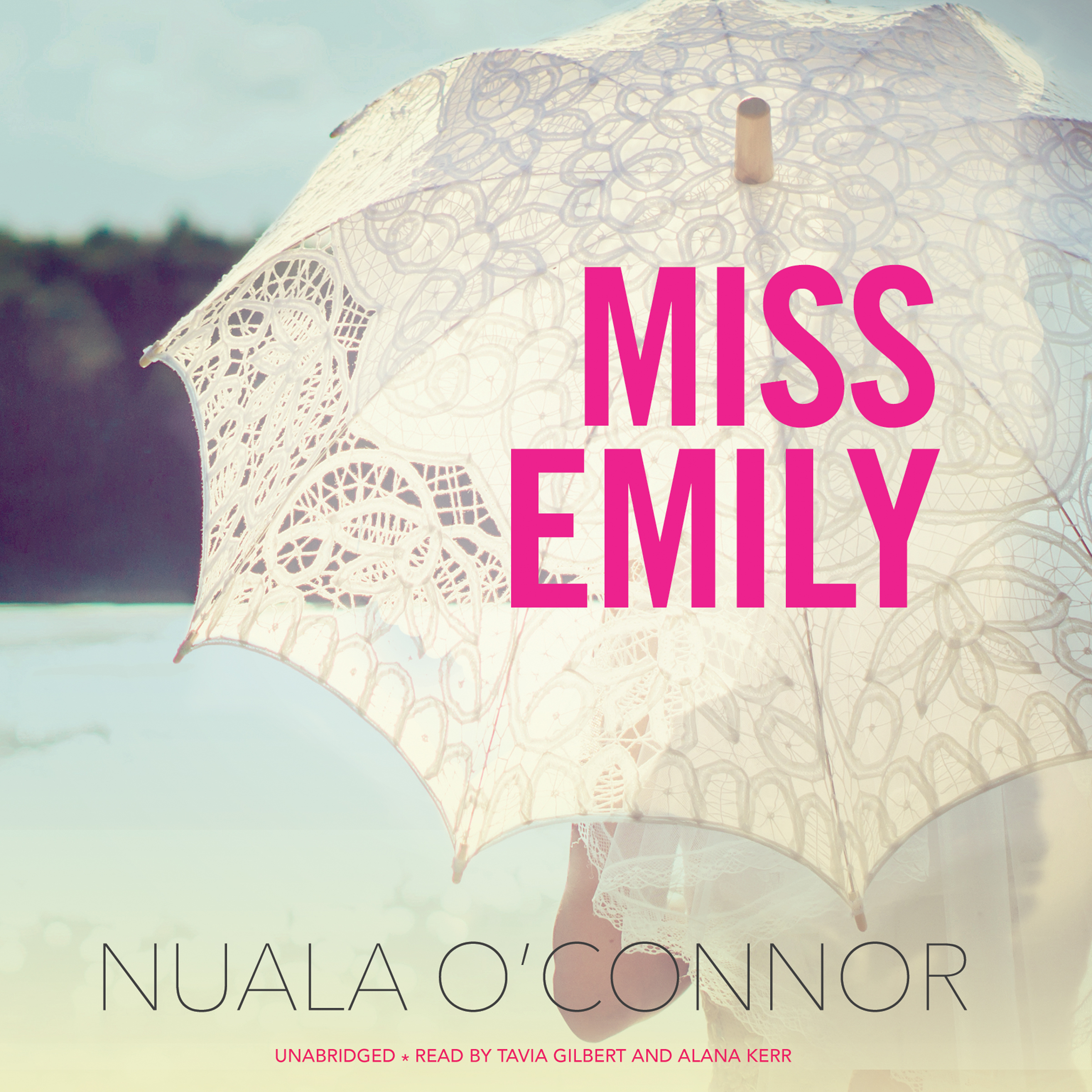 Printable Miss Emily Audiobook Cover Art