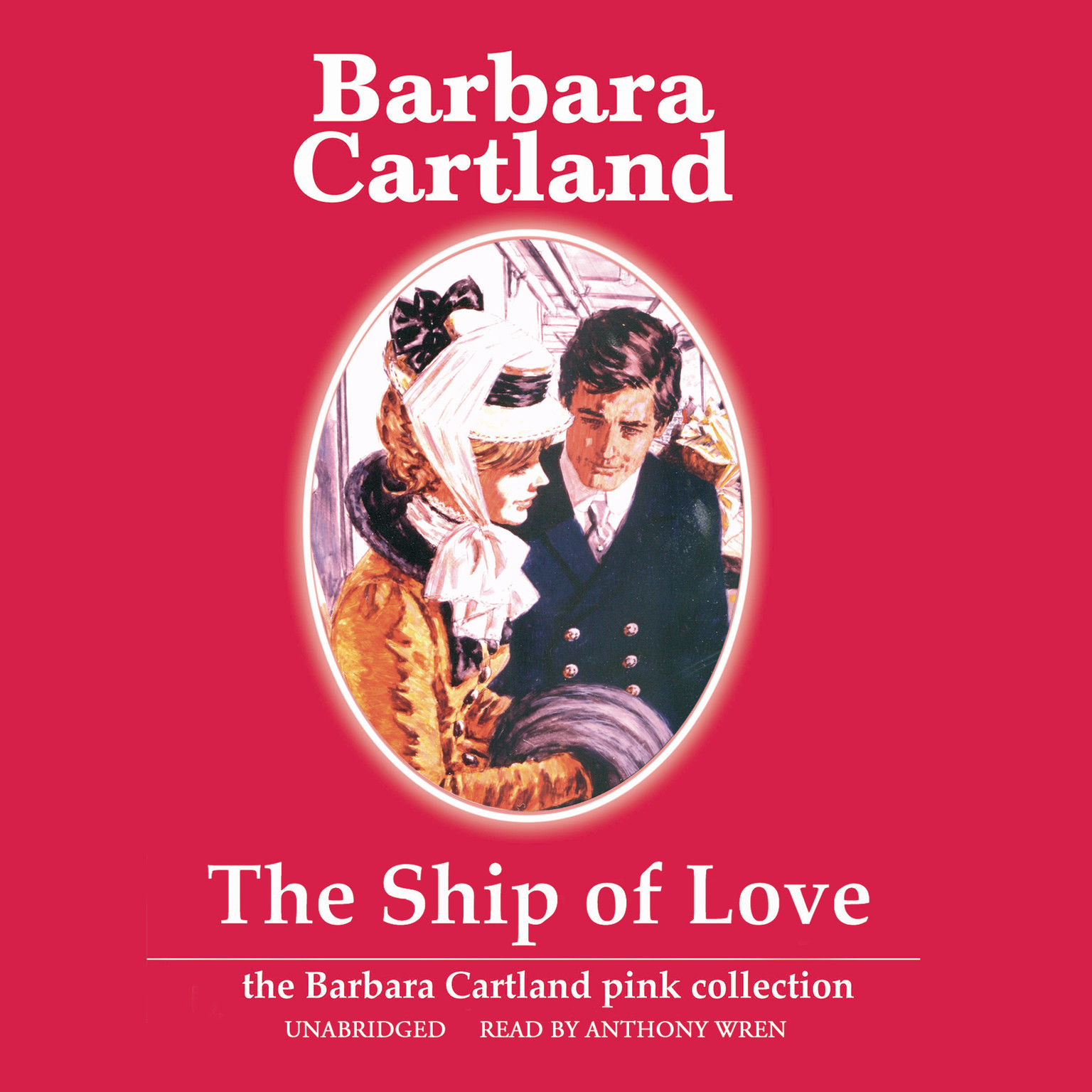 Printable The Ship of Love Audiobook Cover Art