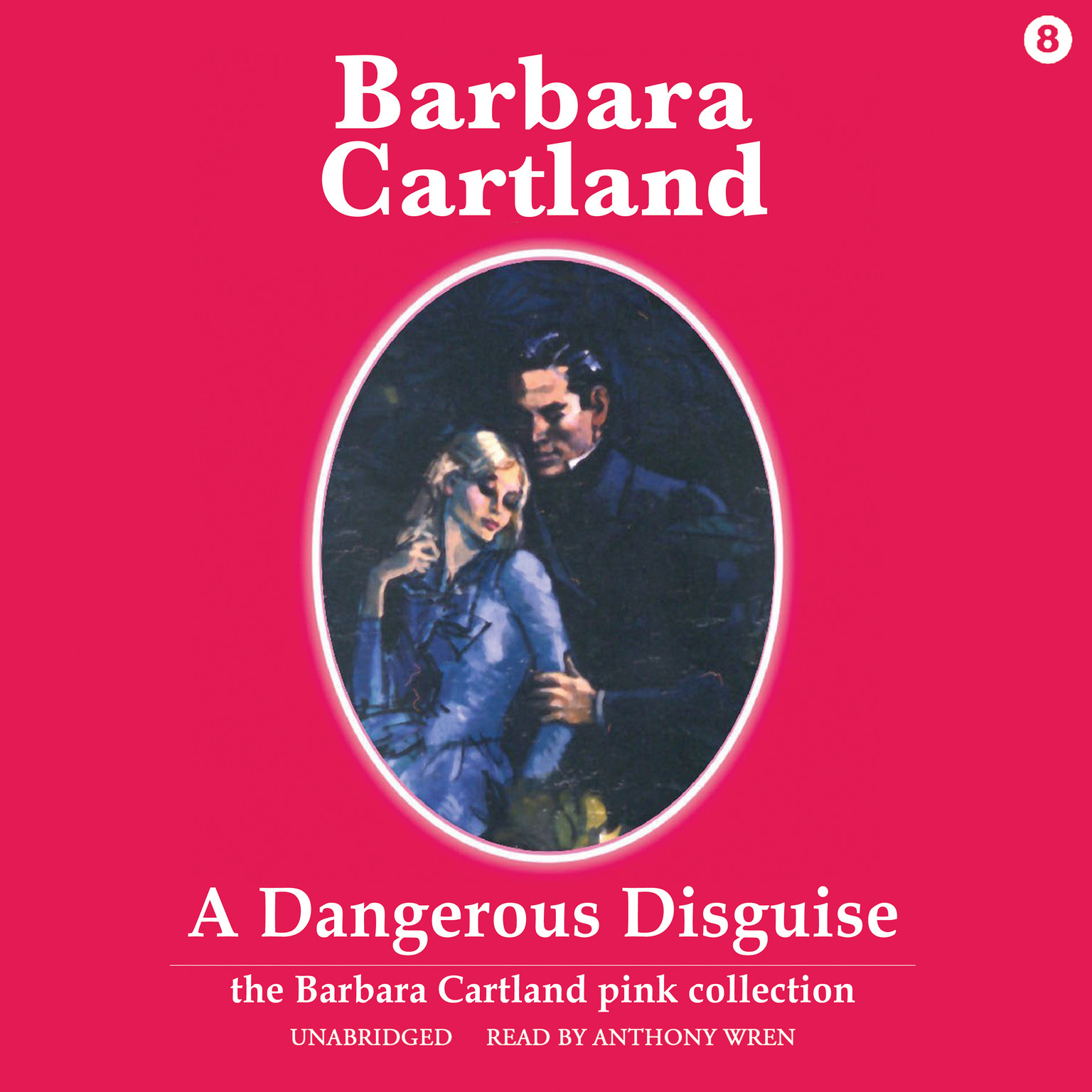 Printable A Dangerous Disguise Audiobook Cover Art
