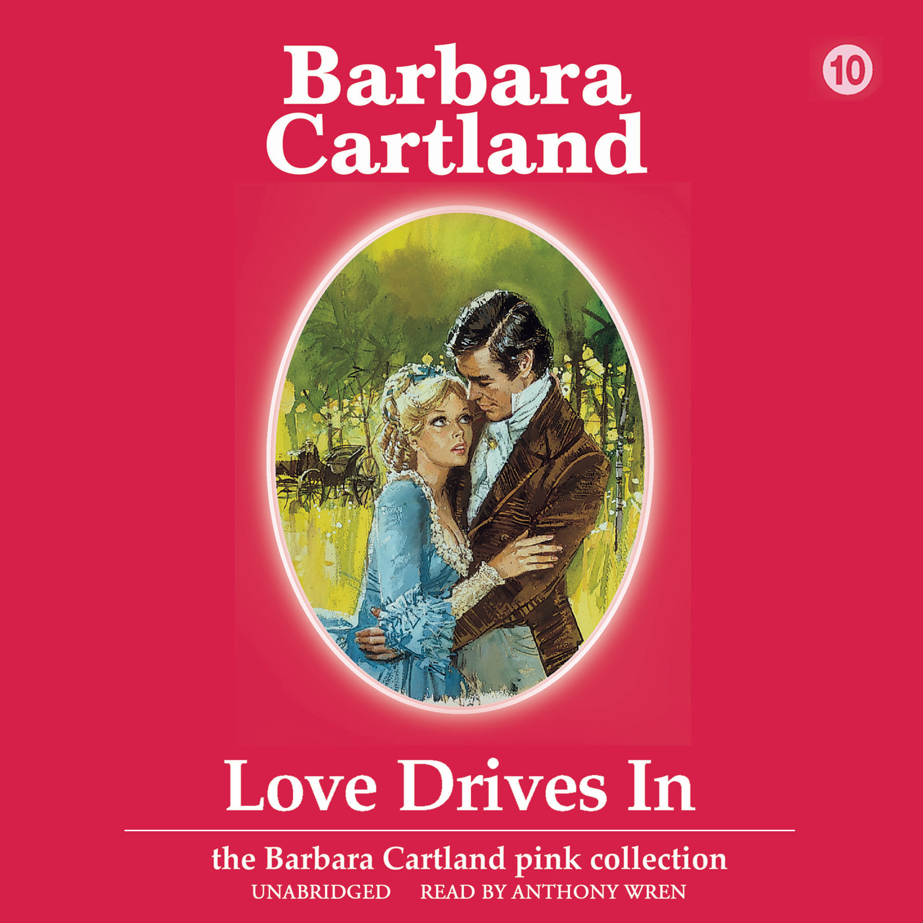 Printable Love Drives In Audiobook Cover Art