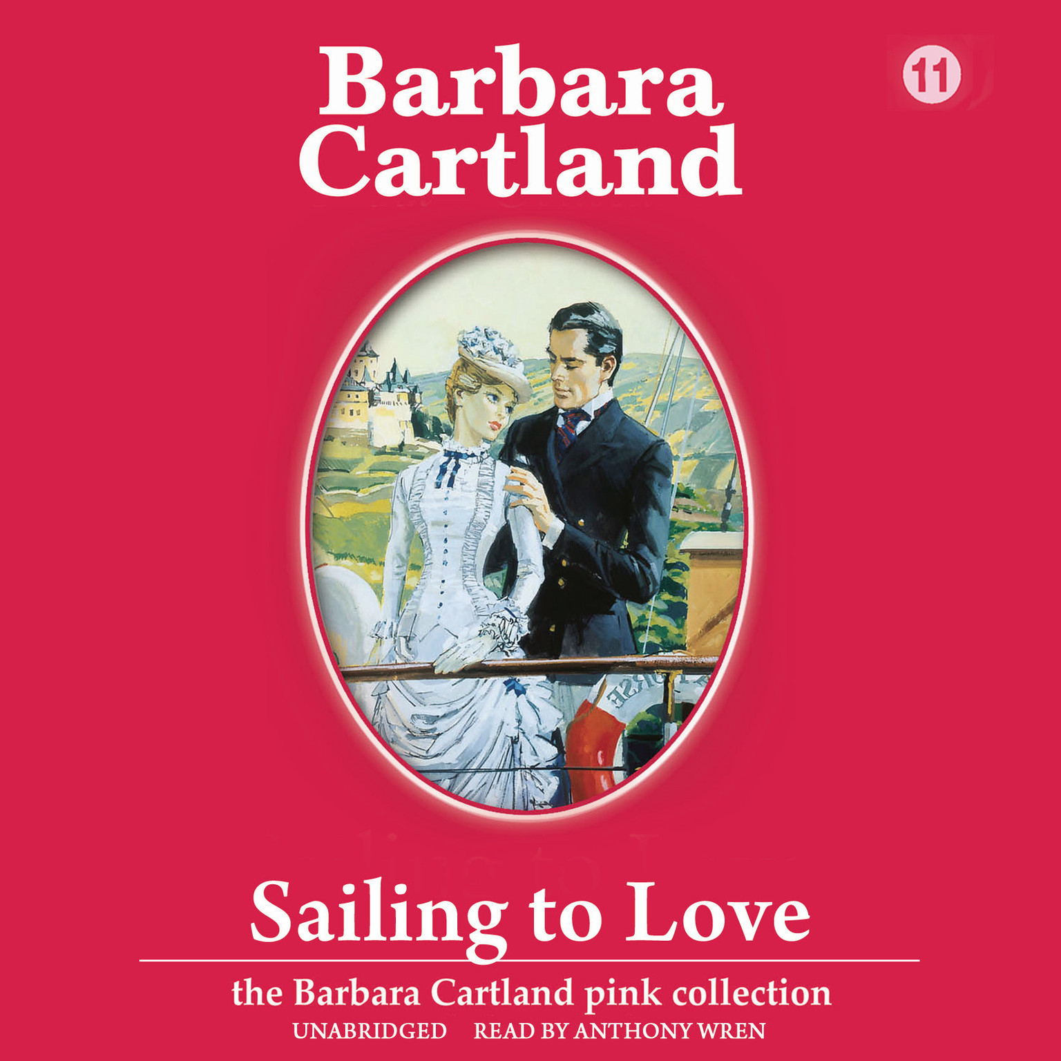 Printable Sailing to Love Audiobook Cover Art
