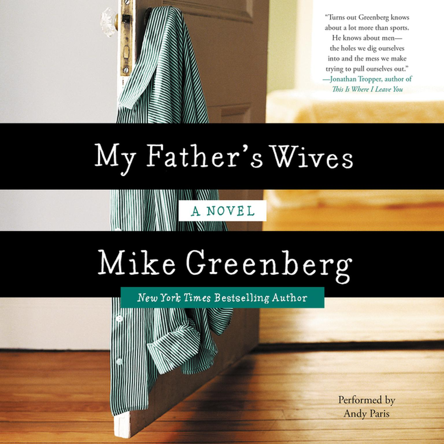 Printable My Father's Wives: A Novel Audiobook Cover Art