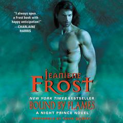 Bound by Flames: A Night Prince Novel Audiobook, by