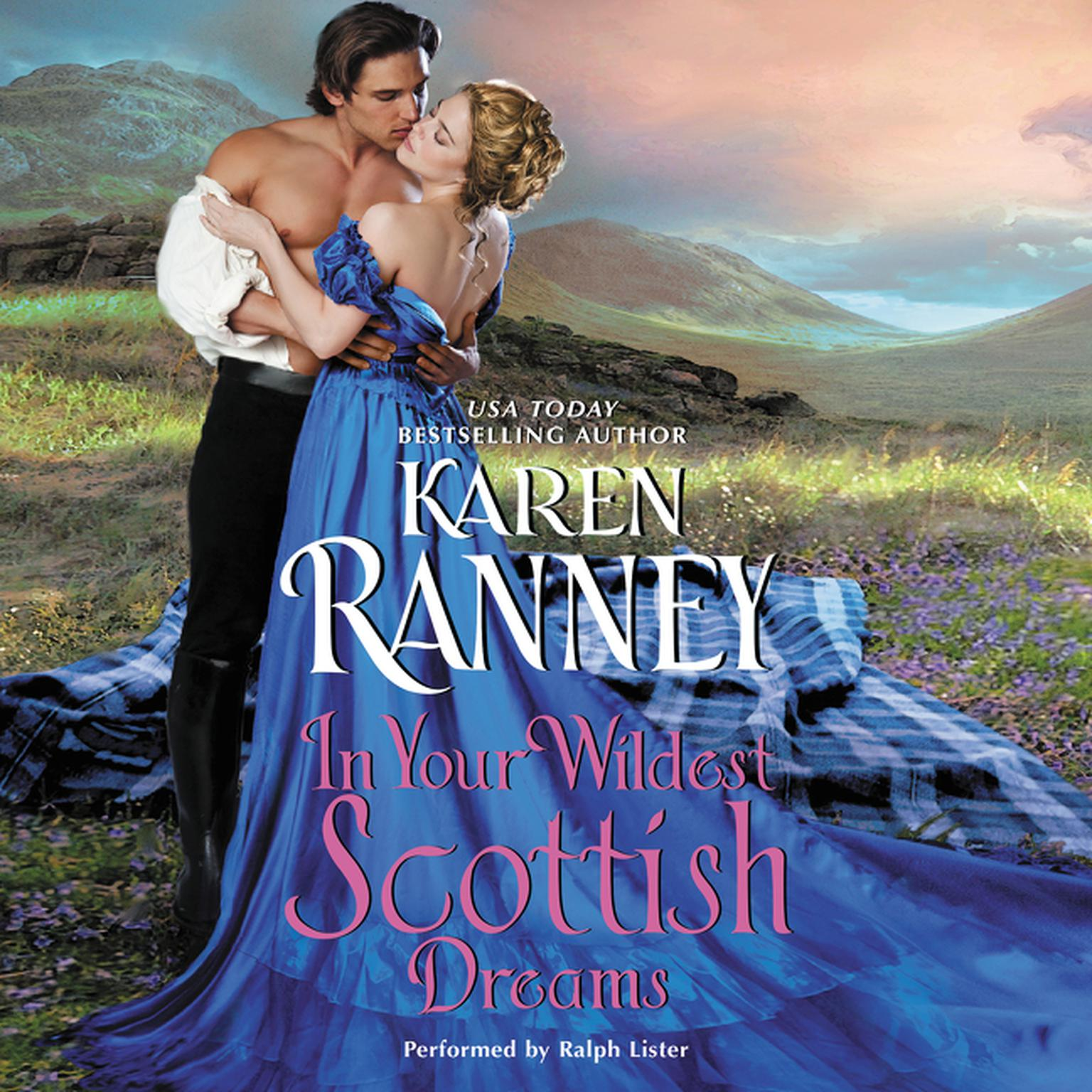 Printable In Your Wildest Scottish Dreams Audiobook Cover Art