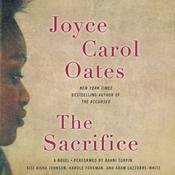 The Sacrifice: A Novel Audiobook, by Joyce Carol Oates