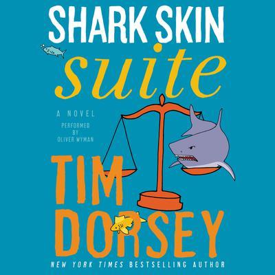 Shark Skin Suite: A Novel Audiobook, by