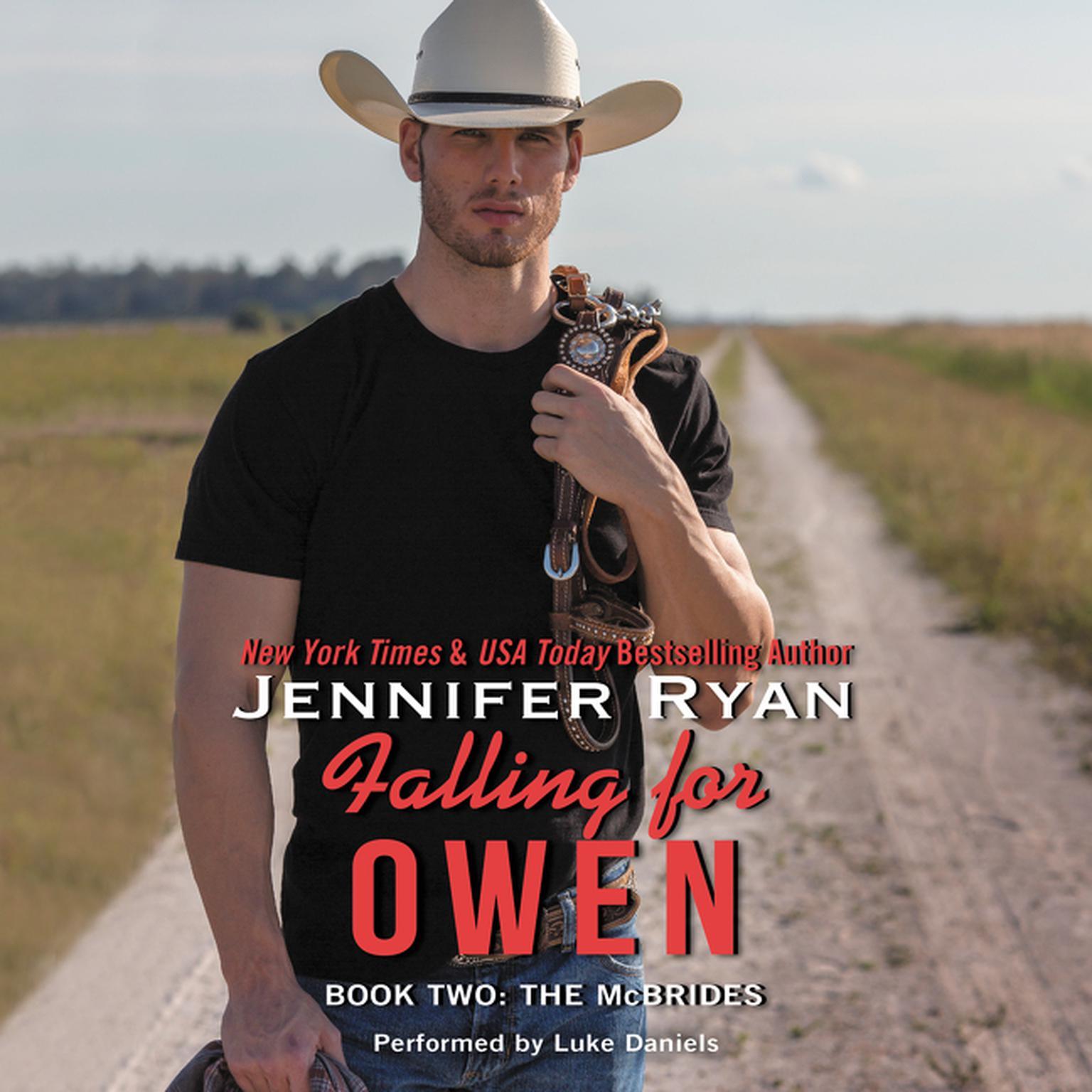 Printable Falling for Owen Audiobook Cover Art