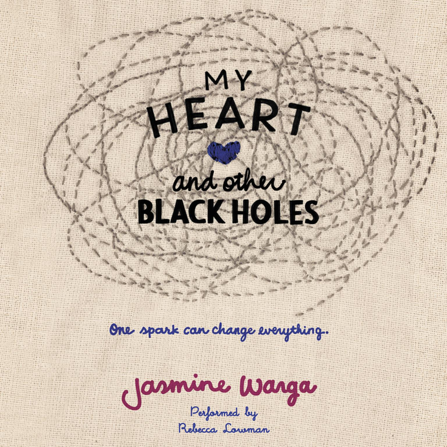 Printable My Heart and Other Black Holes Audiobook Cover Art
