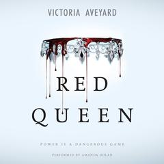 Red Queen Audiobook, by Victoria Aveyard