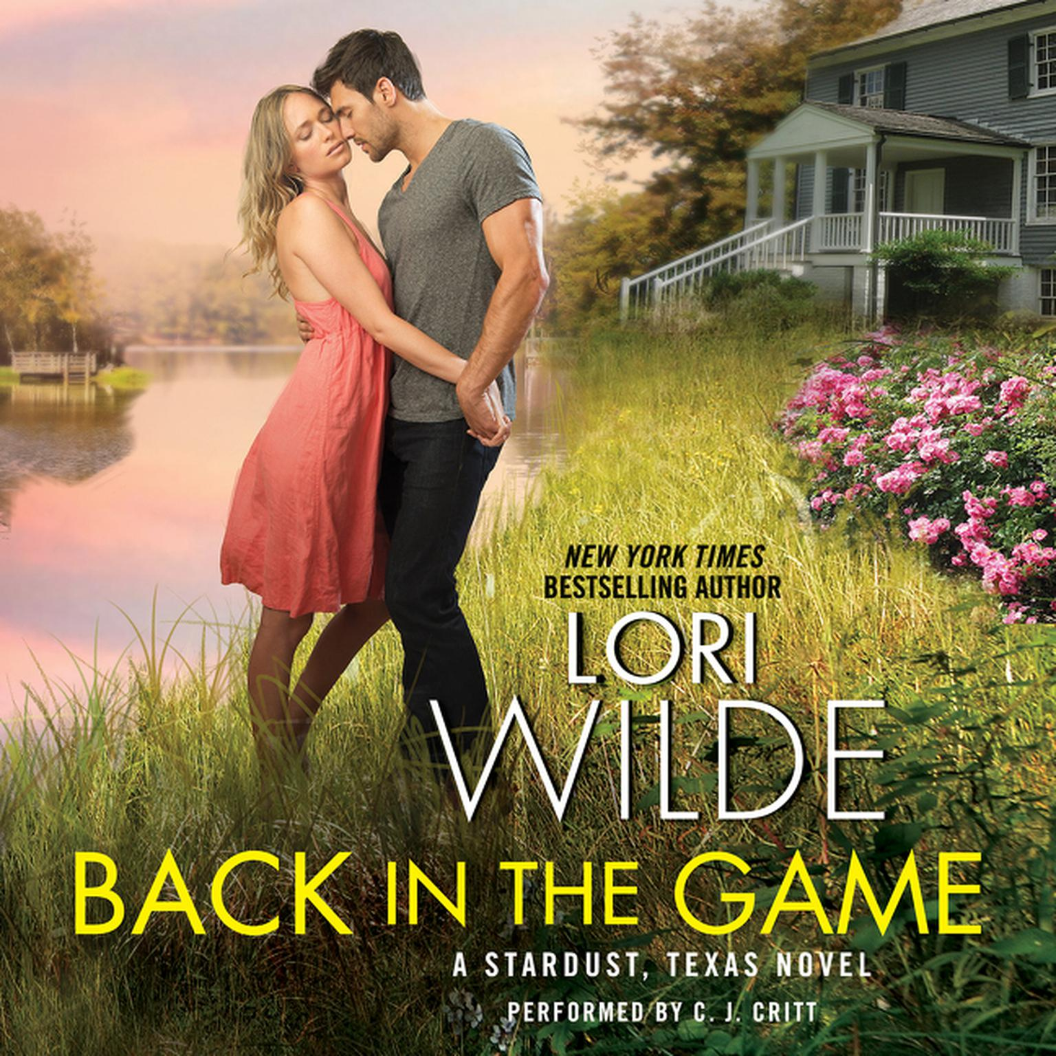 Printable Back in the Game: A Stardust, Texas Novel Audiobook Cover Art