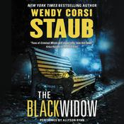 The Black Widow Audiobook, by Wendy Corsi Staub