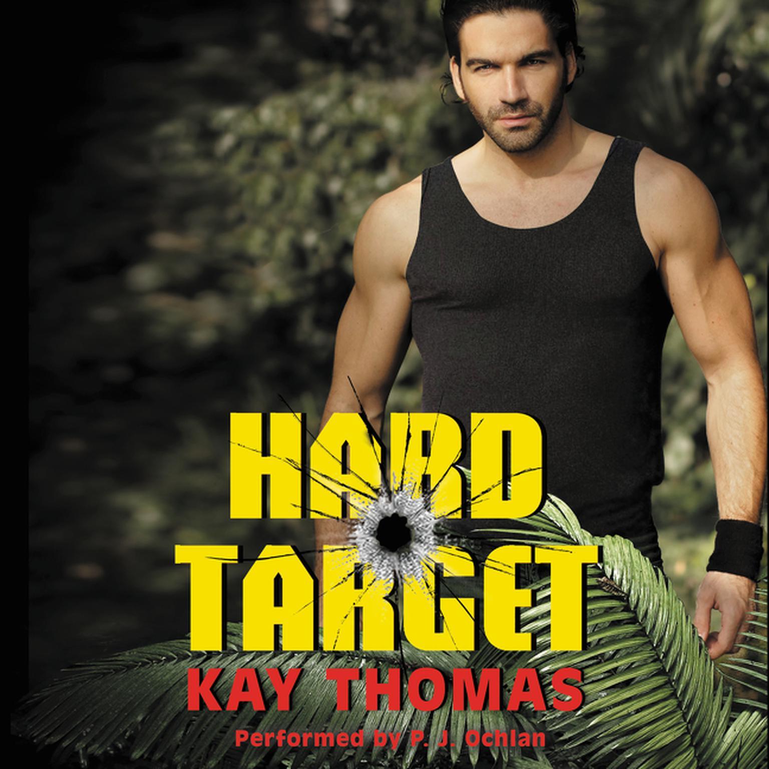 Printable Hard Target Audiobook Cover Art