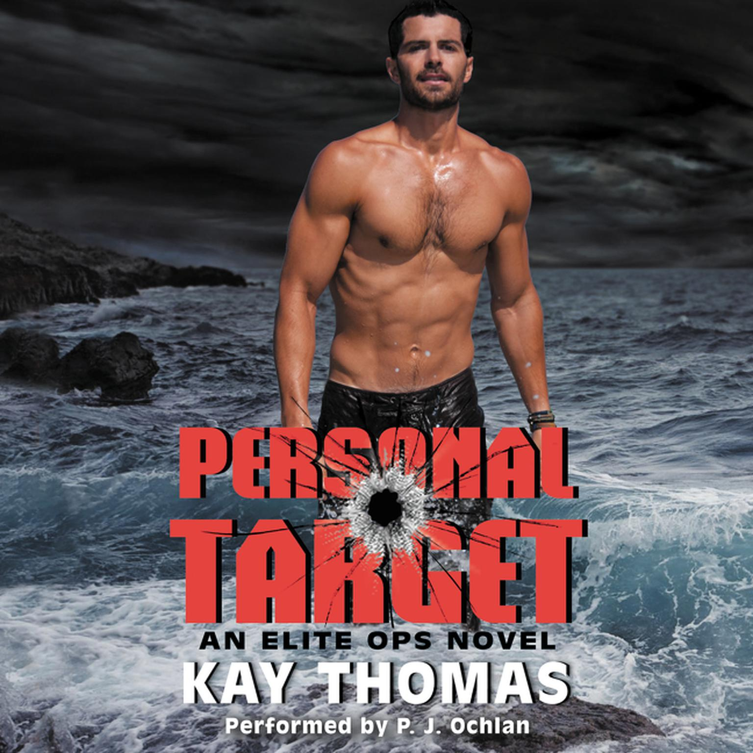 Printable Personal Target: An Elite Ops Novel Audiobook Cover Art