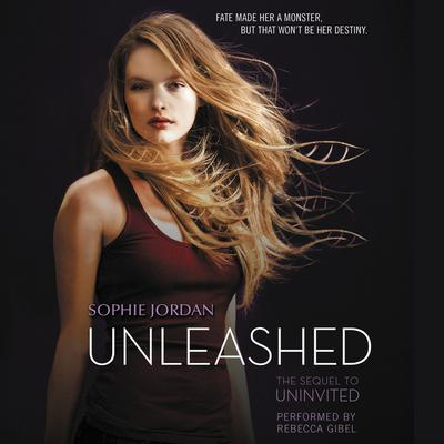 Unleashed Audiobook, by Sophie Jordan