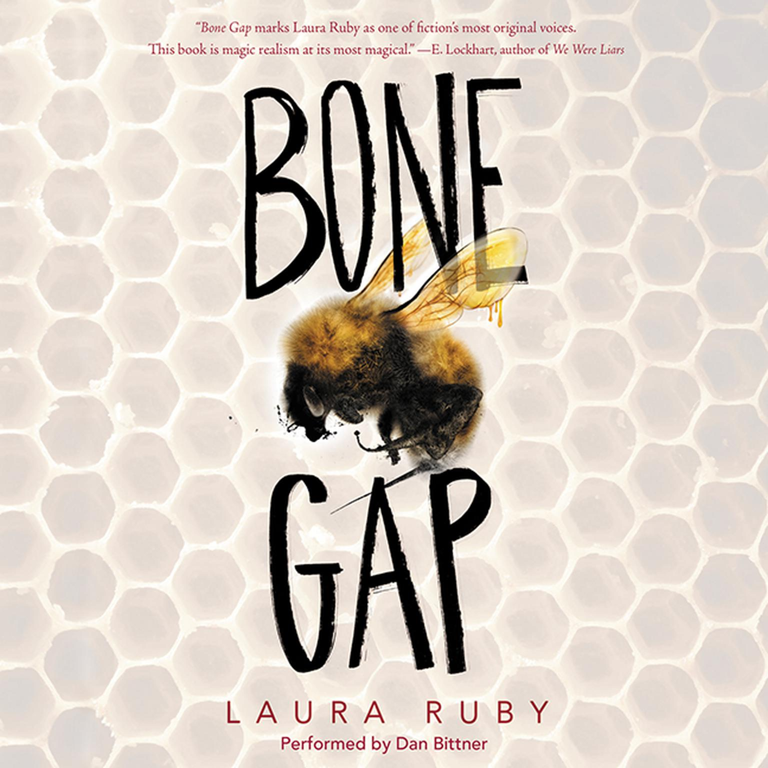 Printable Bone Gap Audiobook Cover Art