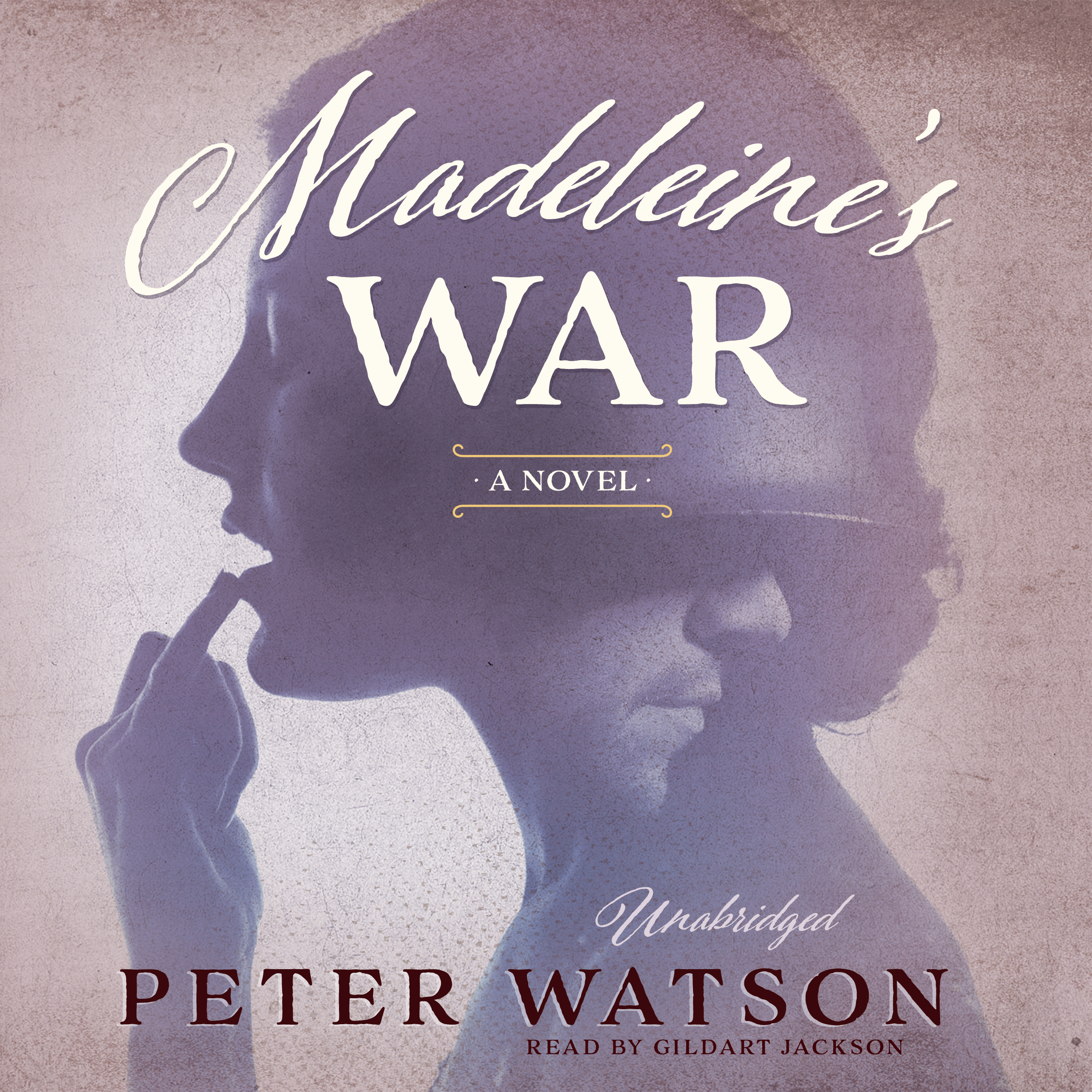 Printable Madeleine's War: A Novel Audiobook Cover Art