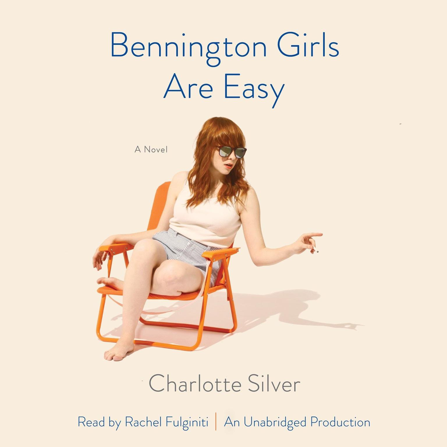 Printable Bennington Girls Are Easy: A Novel Audiobook Cover Art