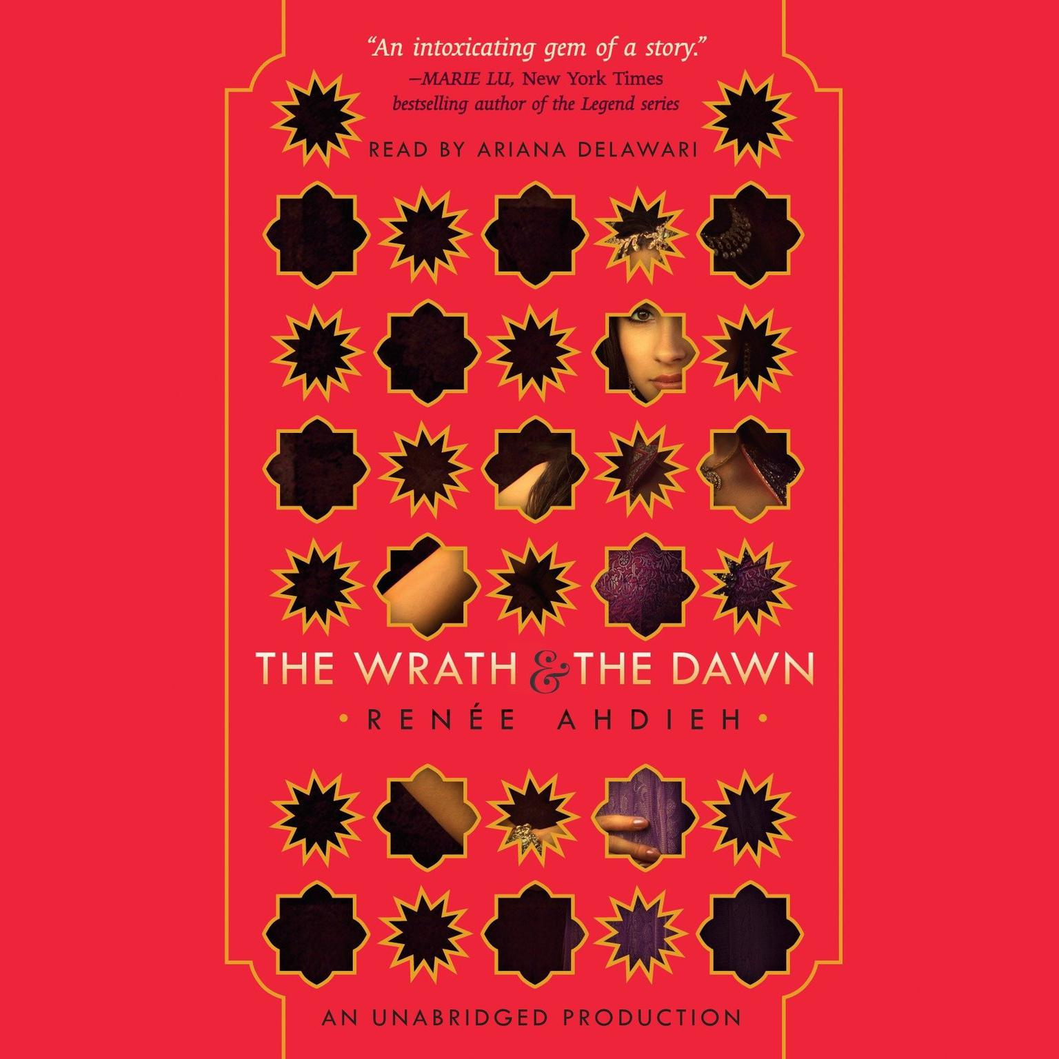 Printable The Wrath and the Dawn Audiobook Cover Art