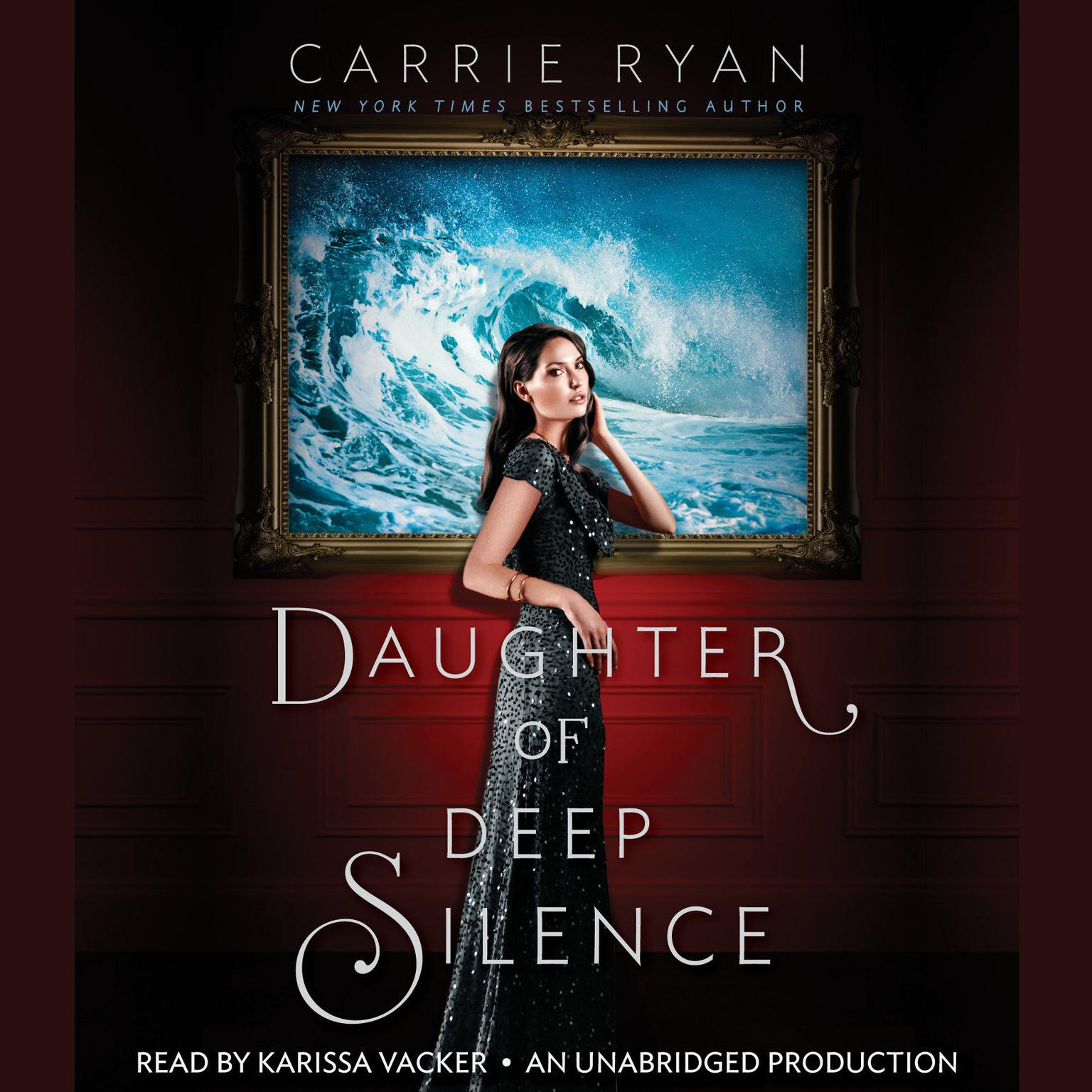 Printable Daughter of Deep Silence Audiobook Cover Art