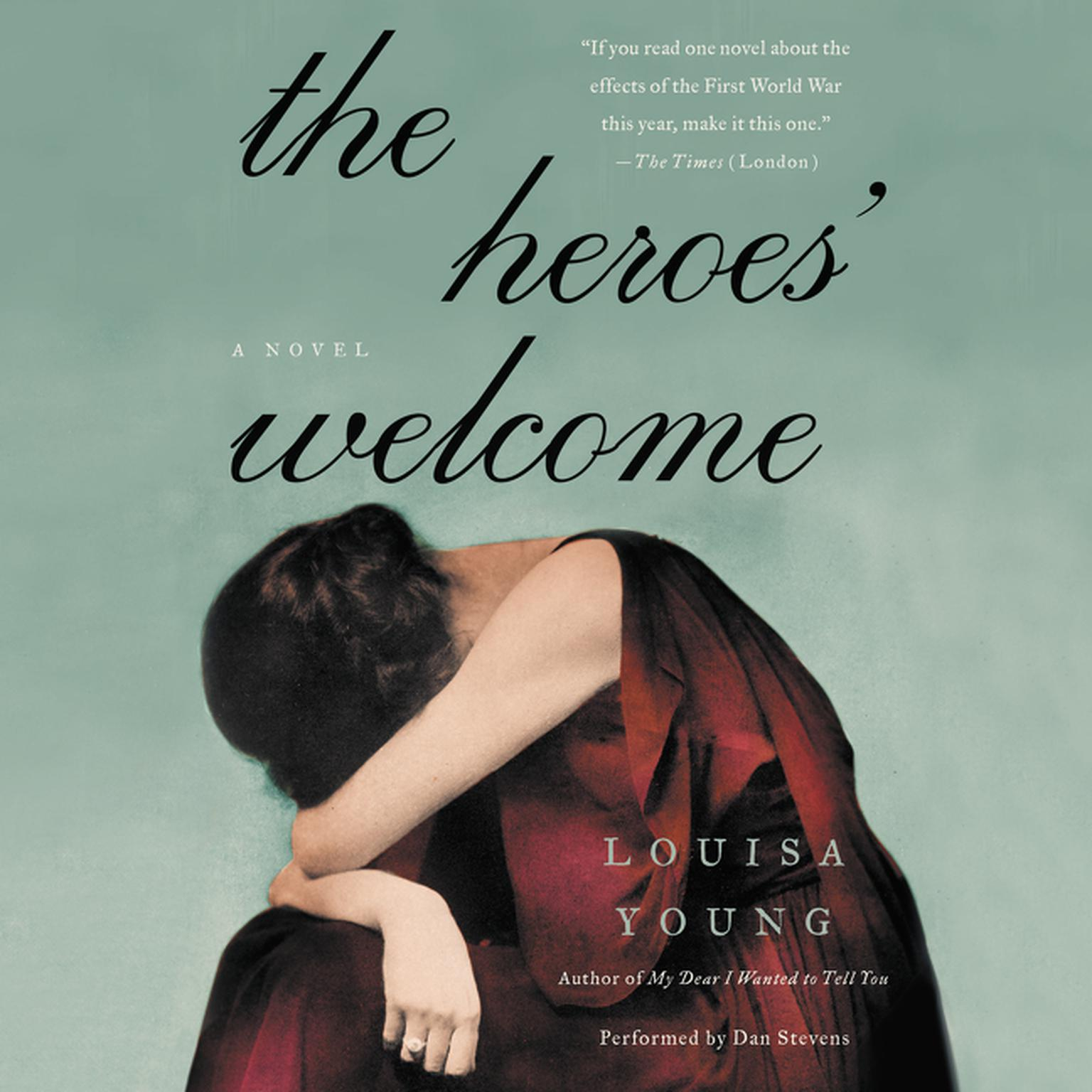 Printable The Heroes' Welcome: A Novel Audiobook Cover Art