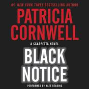 Black Notice, by Patricia Cornwell