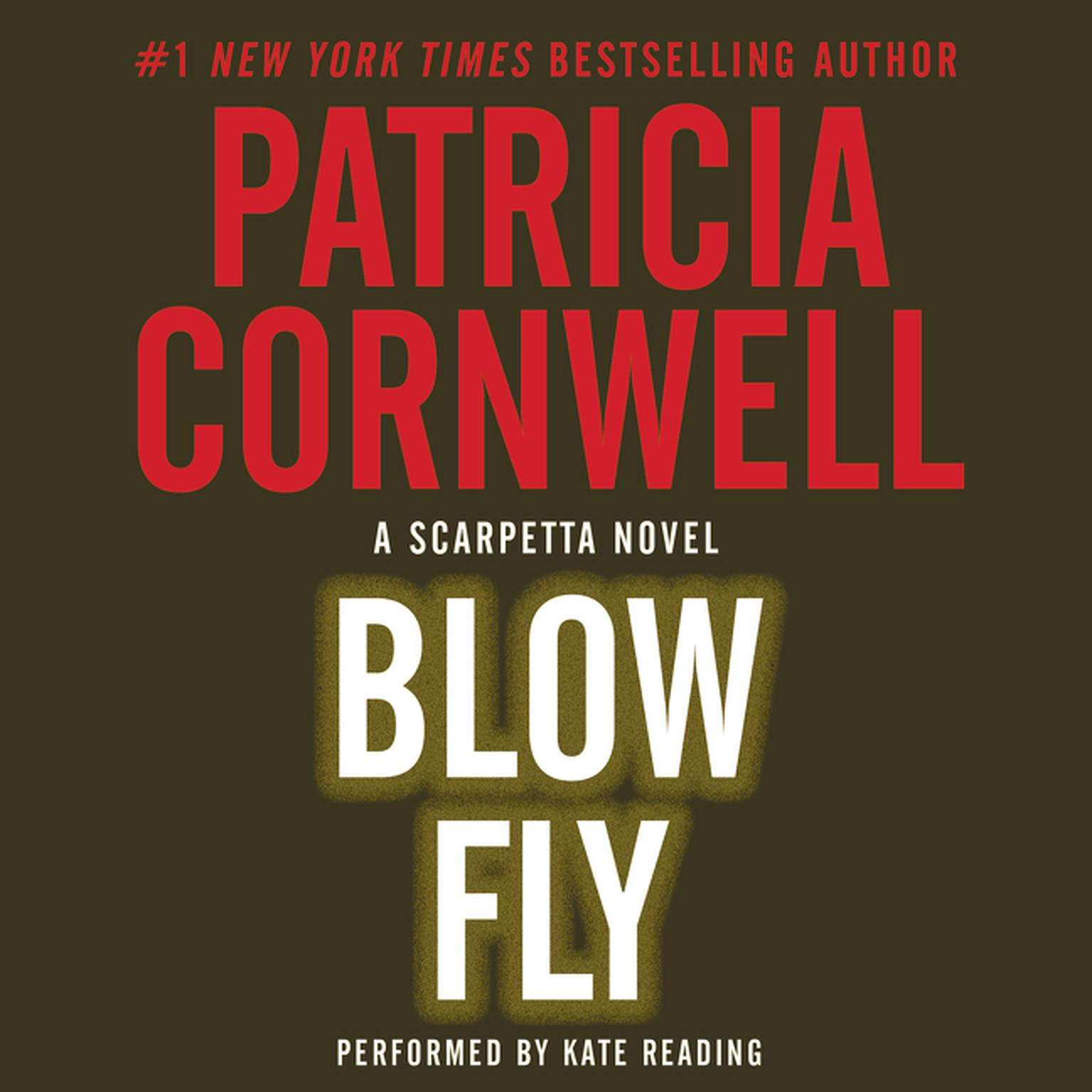 Printable Blow Fly Audiobook Cover Art