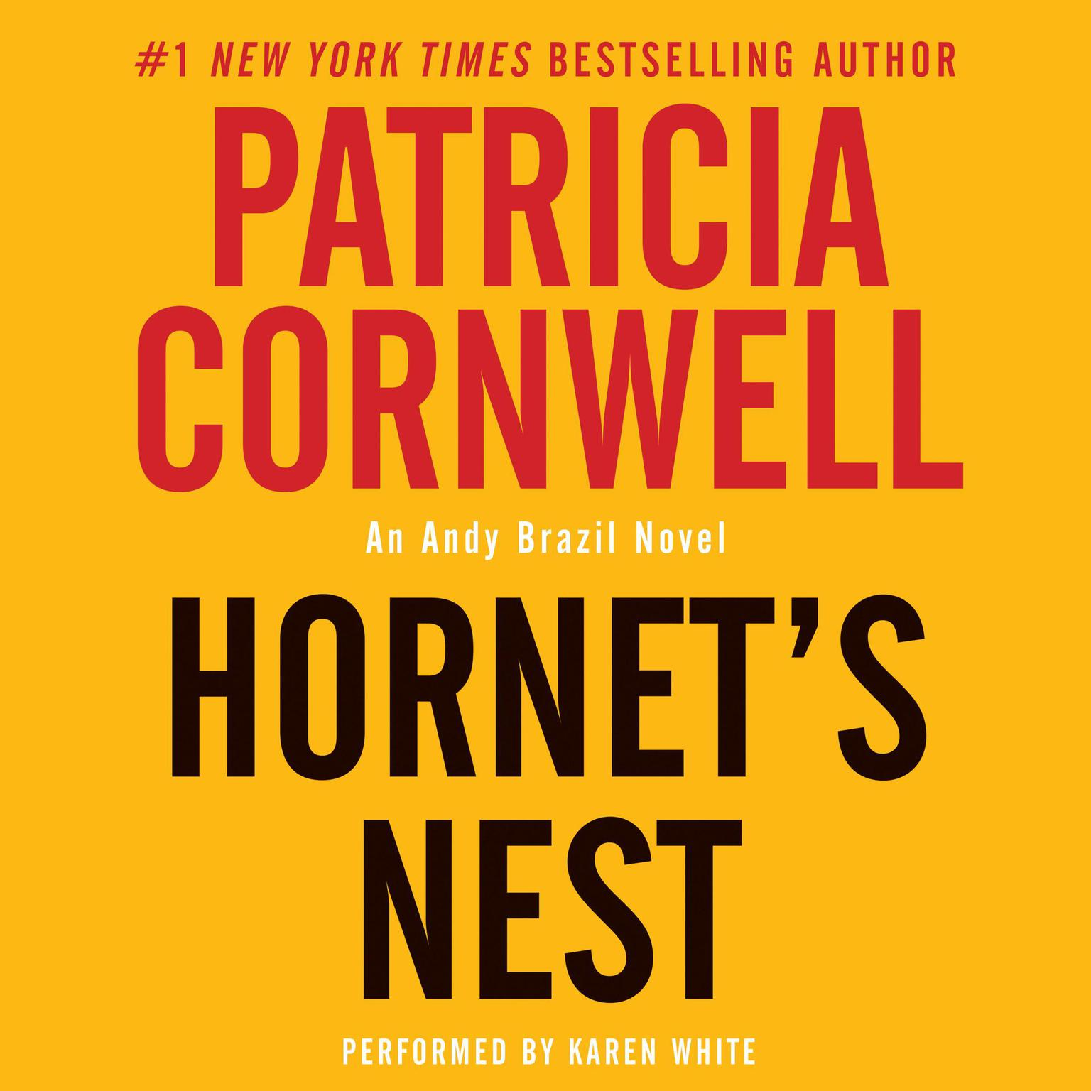 Printable Hornet's Nest Audiobook Cover Art