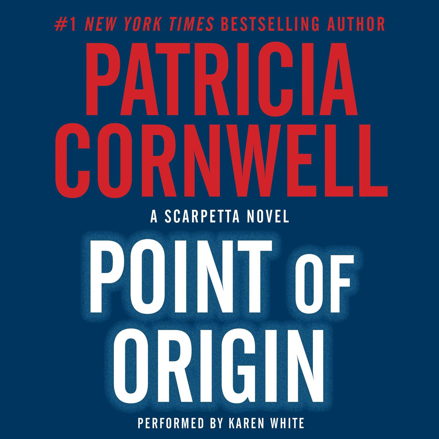 Printable Point of Origin Audiobook Cover Art