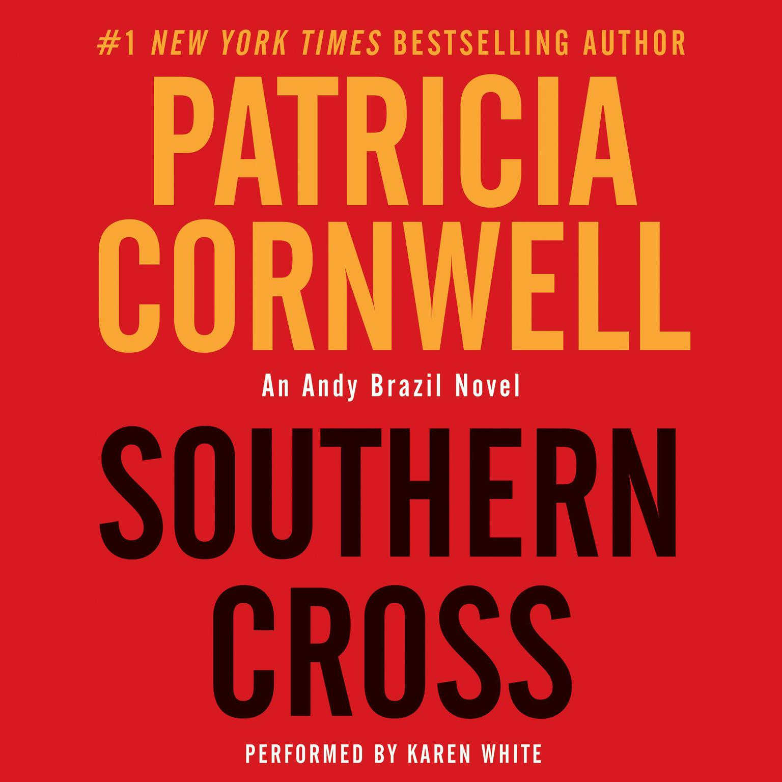 Printable Southern Cross Audiobook Cover Art