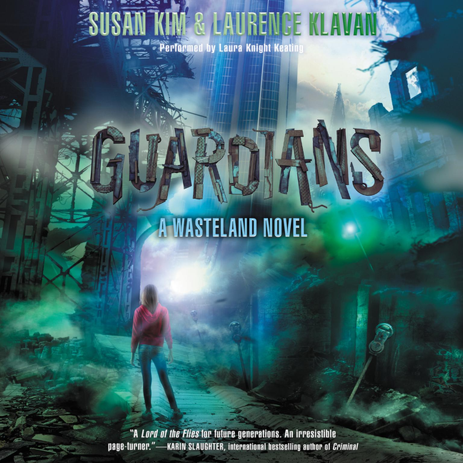 Printable Guardians: A Wasteland Novel Audiobook Cover Art
