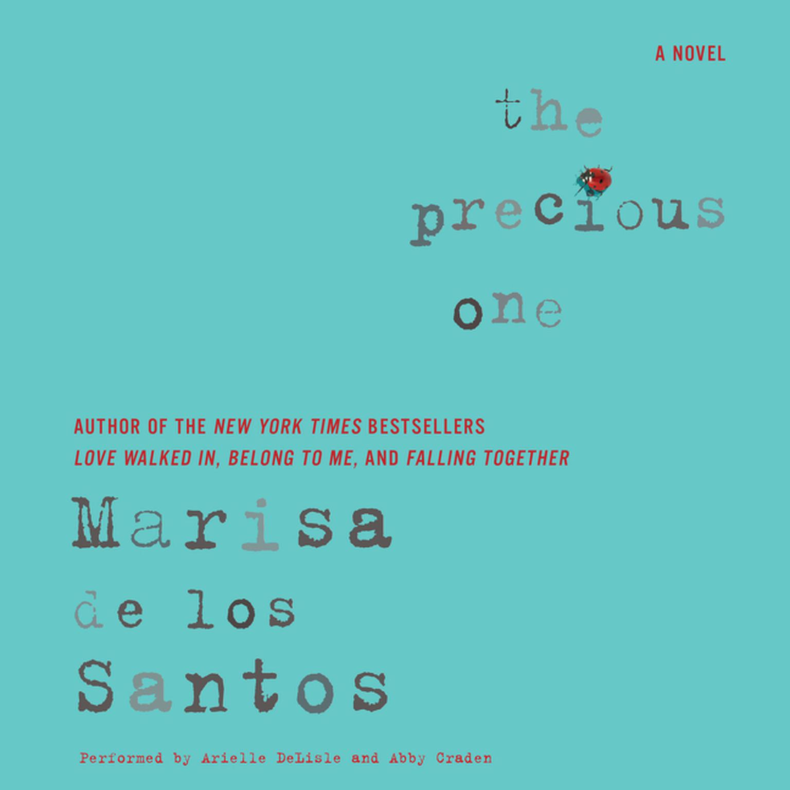 Printable The Precious One: A Novel Audiobook Cover Art