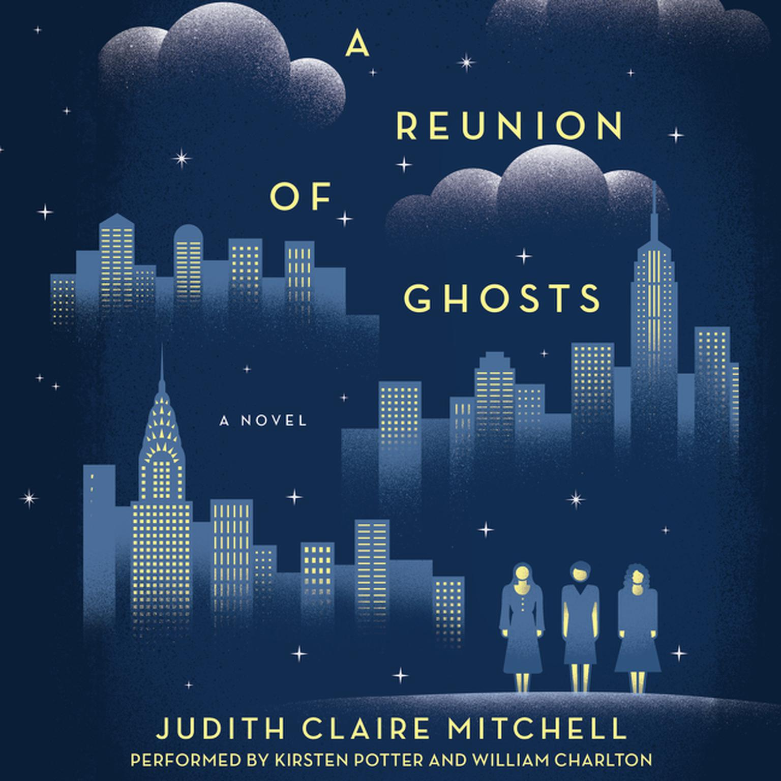Printable A Reunion of Ghosts: A Novel Audiobook Cover Art
