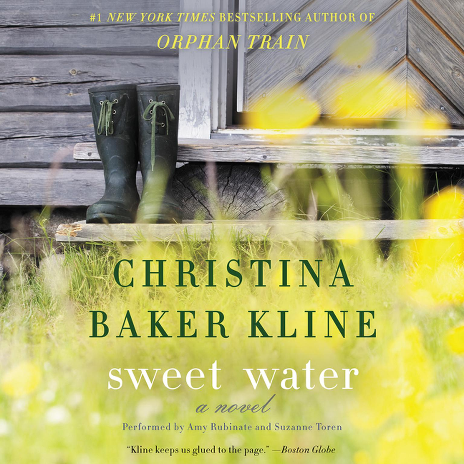 Printable Sweet Water: A Novel Audiobook Cover Art