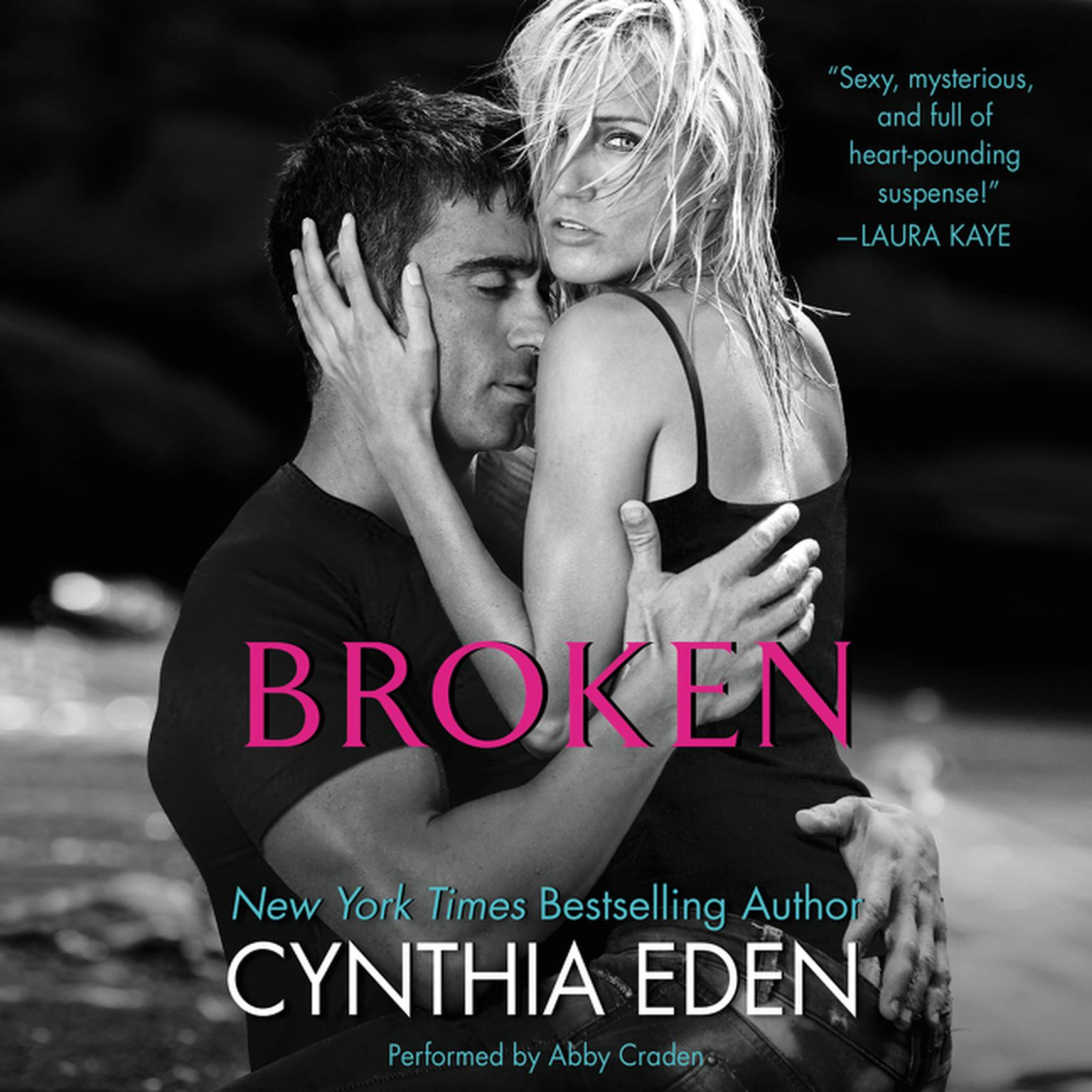 Printable Broken: LOST Series #1 Audiobook Cover Art