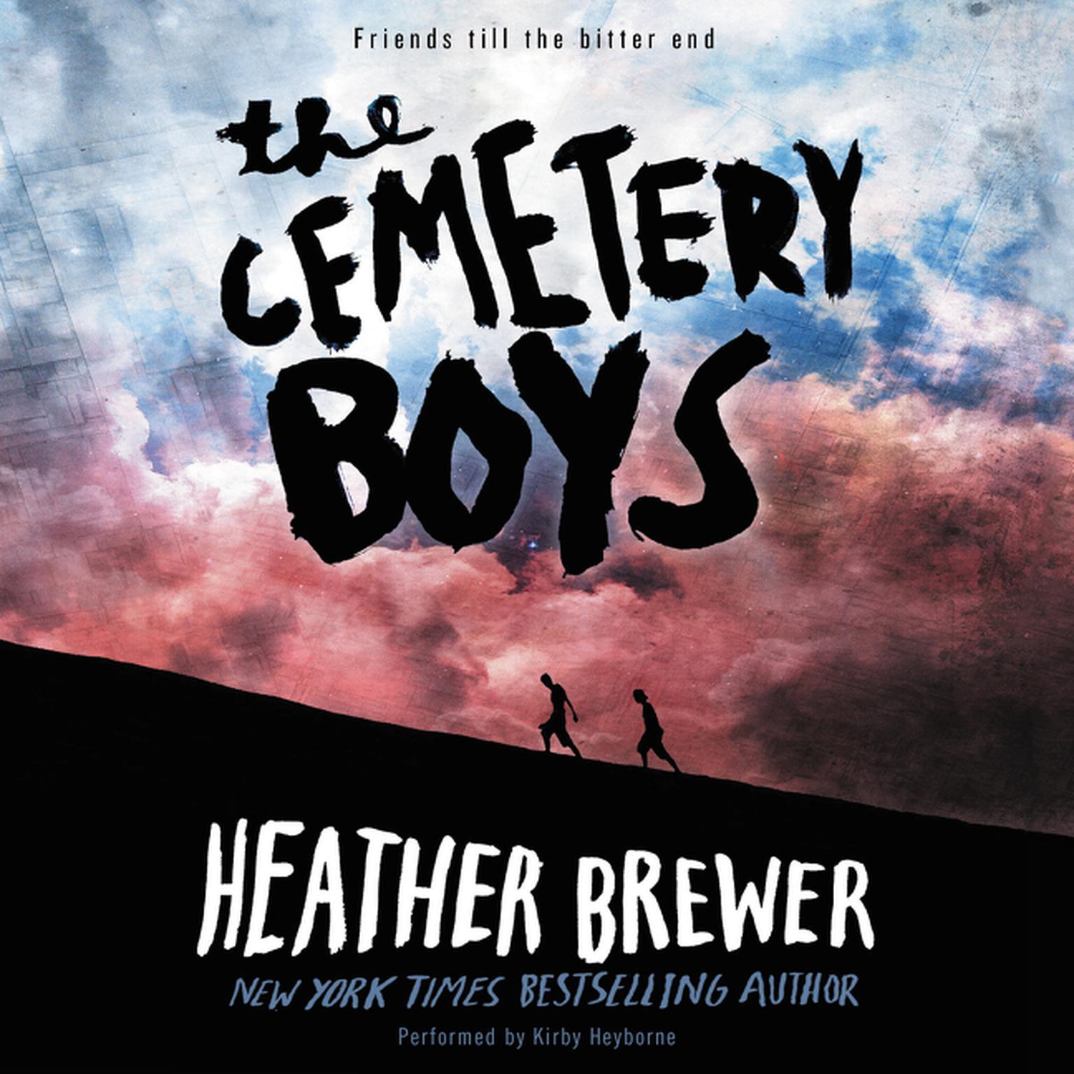 Printable The Cemetery Boys Audiobook Cover Art