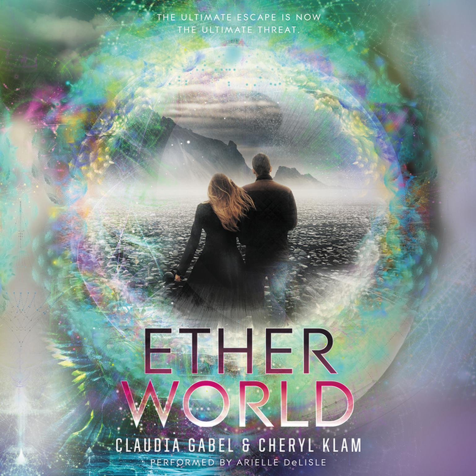Printable Etherworld Audiobook Cover Art