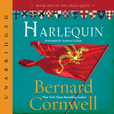 Harlequin Audiobook, by Bernard Cornwell