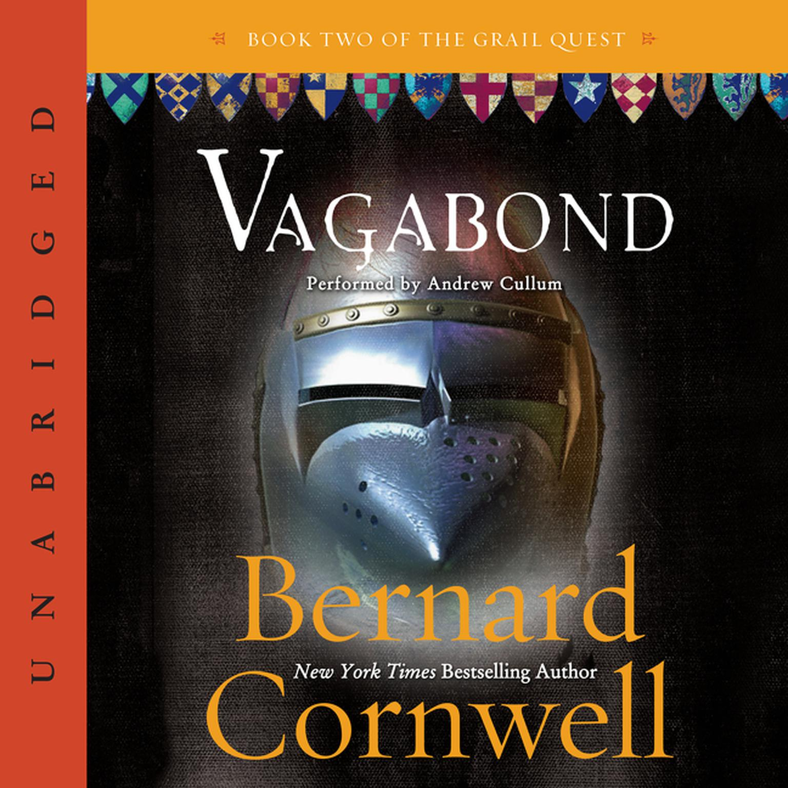 Printable Vagabond: A Novel Audiobook Cover Art