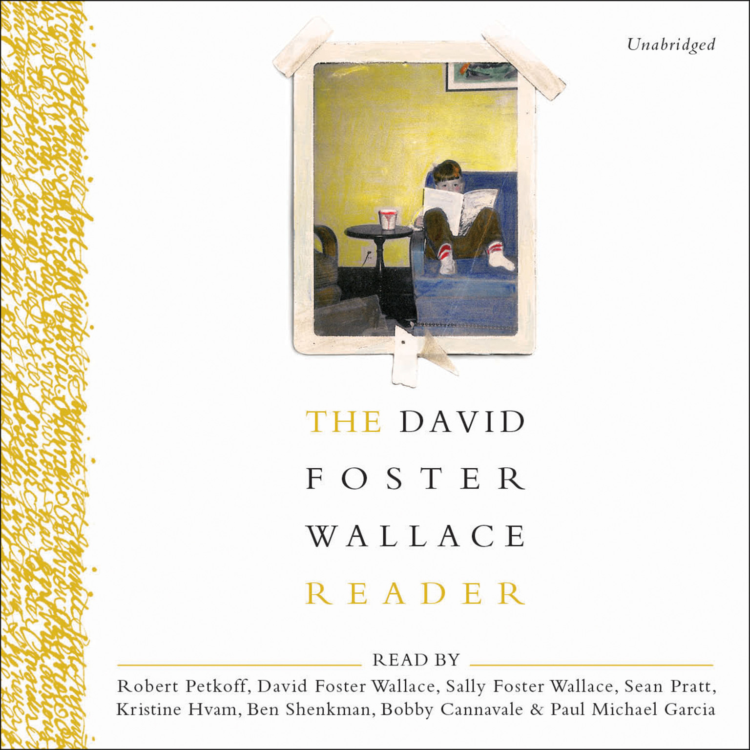 Printable The David Foster Wallace Reader Audiobook Cover Art