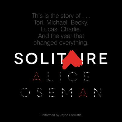 Solitaire Audiobook, by Alice Oseman