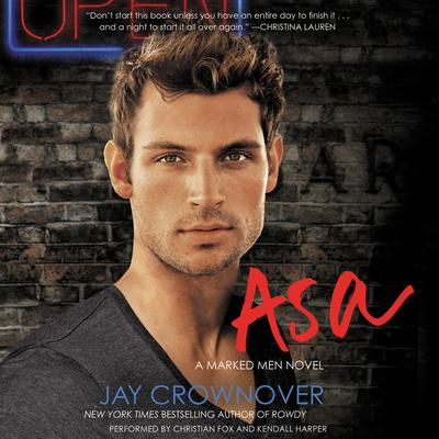 Asa: A Marked Men Novel Audiobook, by