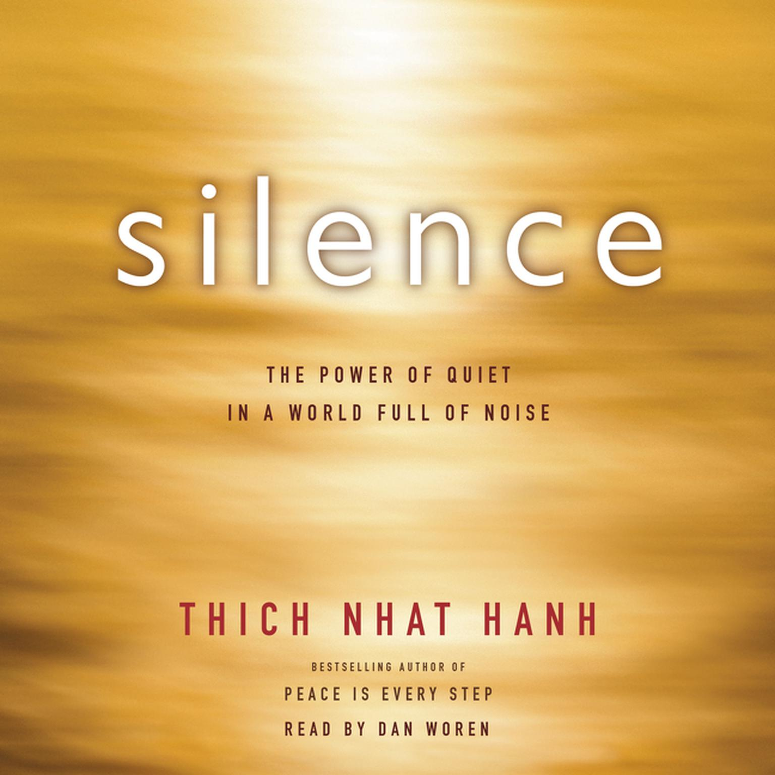 Printable Silence: The Power of Quiet in a World Full of Noise Audiobook Cover Art