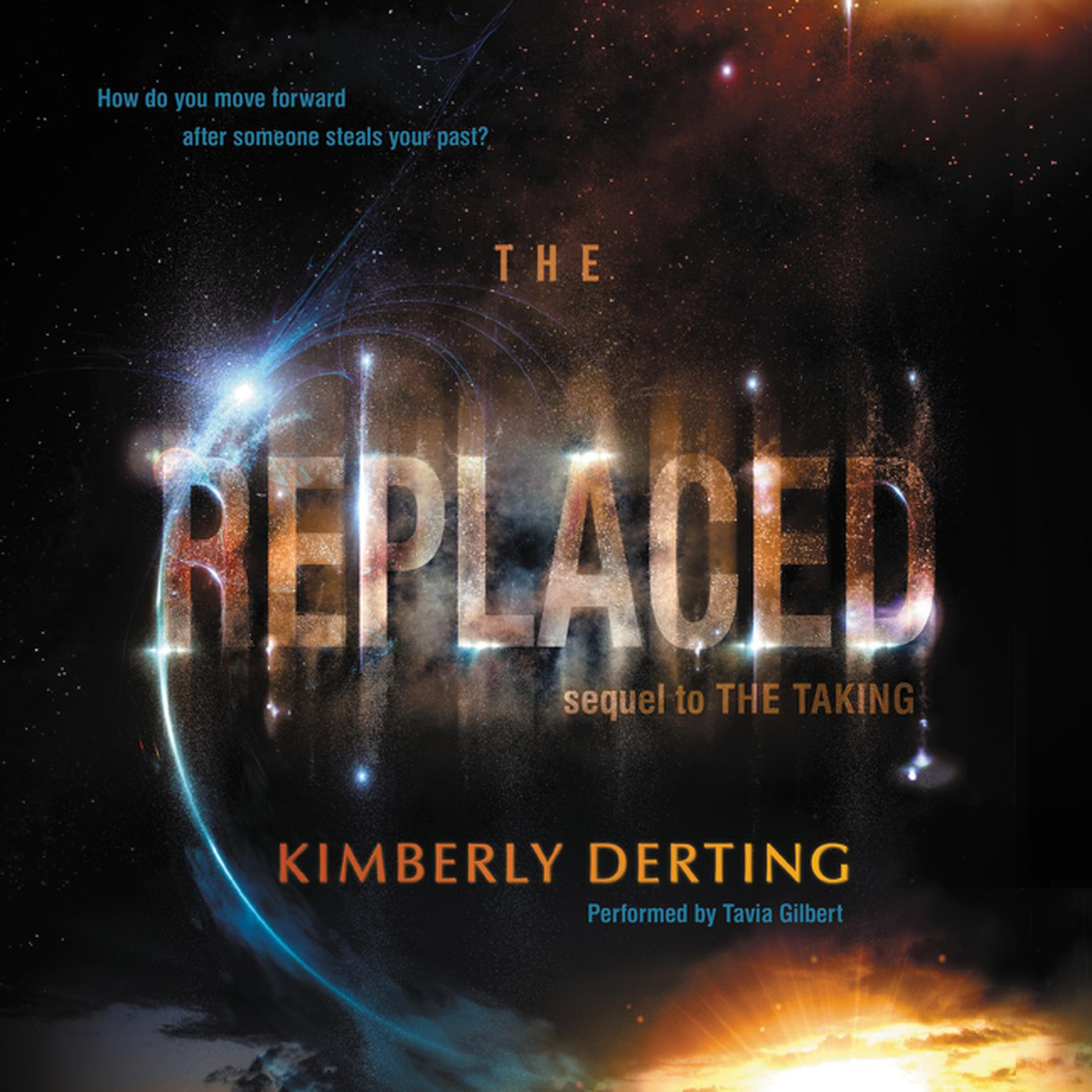 Printable The Replaced Audiobook Cover Art