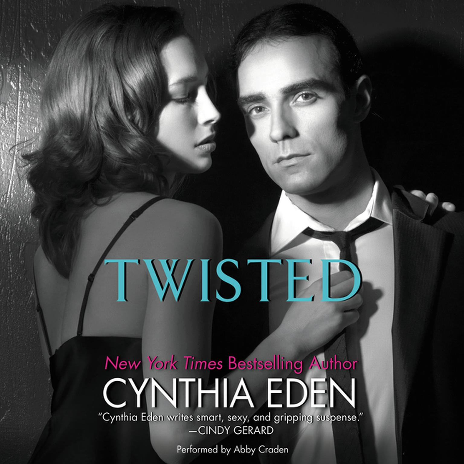 Printable Twisted: LOST Series #2 Audiobook Cover Art