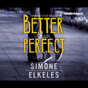 Better Than Perfect: A Wild Cards Novel, by Simone Elkeles