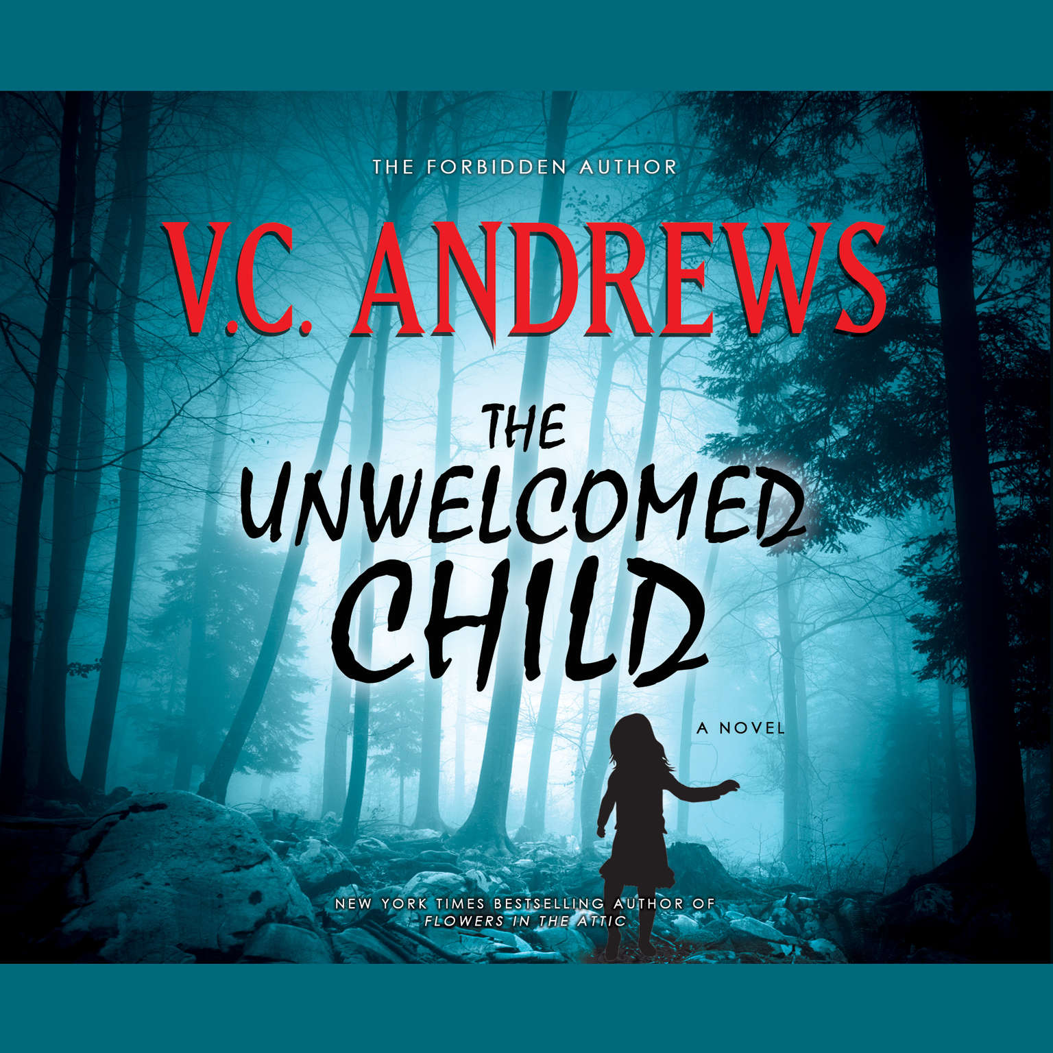 Printable The Unwelcomed Child Audiobook Cover Art