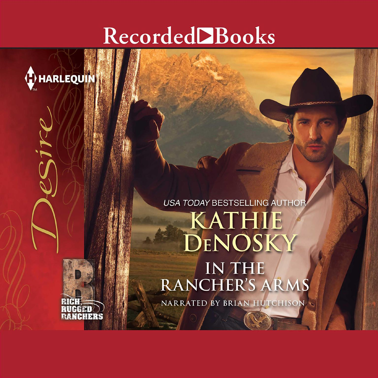 Printable In the Rancher's Arms Audiobook Cover Art