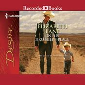 In His Brother's Place Audiobook, by Elizabeth Lane