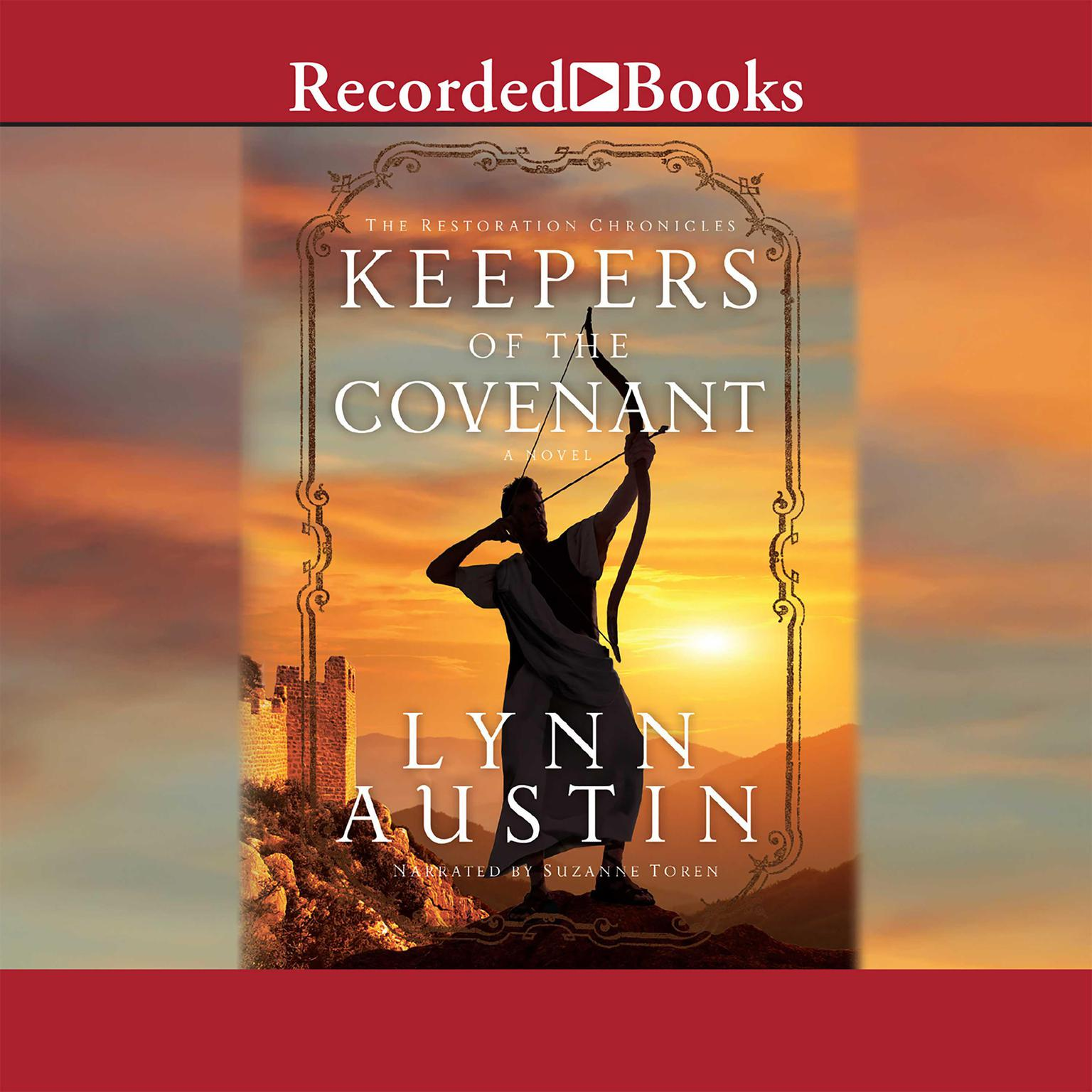 Printable Keepers of the Covenant: The Restoration Chronicles Book #2 Audiobook Cover Art